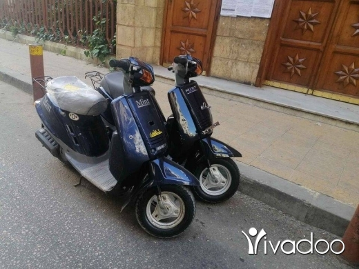 Motorbikes & Scooters in Tripoli - mint super ndaf