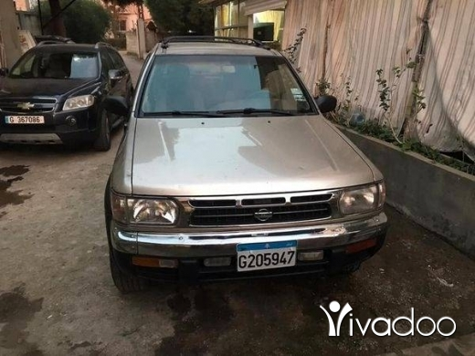Nissan in Halba - psfender nisan
