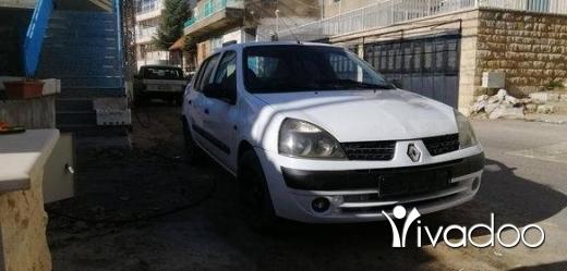 Renault in Zgharta - Renault clio