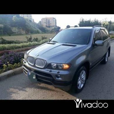 BMW in Aramoun - BMW x5 2004 3.0 look 2006 super super clean