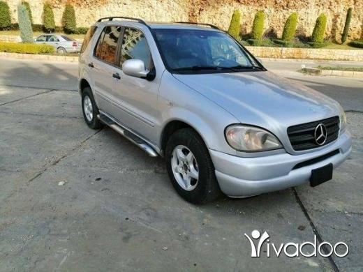 Mercedes-Benz in Tripoli - رانج مرسيدس 320