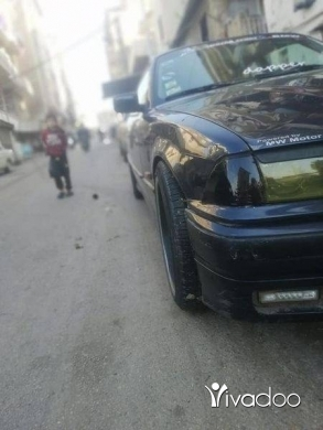 BMW in Tripoli - bmw 325 i boy model 95 انقاض