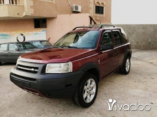 Rover in Saida - جيب لندروفر مديل 2002
