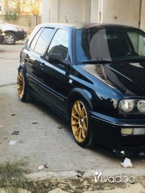 Volkswagen in Tripoli - Golf super 5ar2a