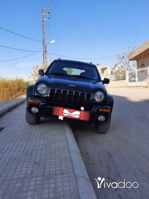 Jeep in Hermel -