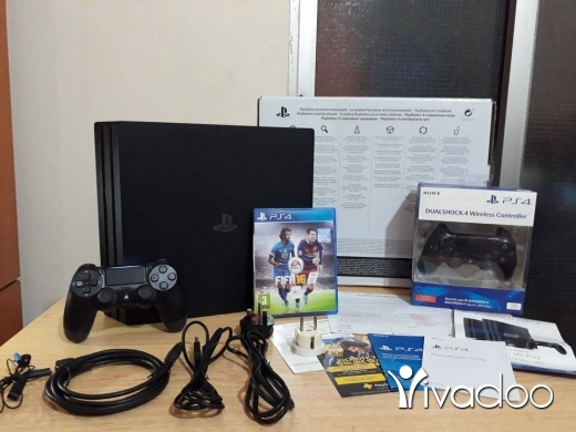 Music, Films, Books & Games in Beirut City - PS4 Pro ULTRA 4K 1TB for sale 2,200,000 L.L