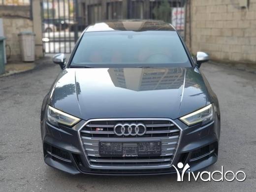 Audi in Beirut City - 2017 Audi S3