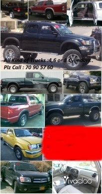Ford in Beirut City - 2002 ford F-150 4x4 /4 doors plz call 70905760 king rancho limited