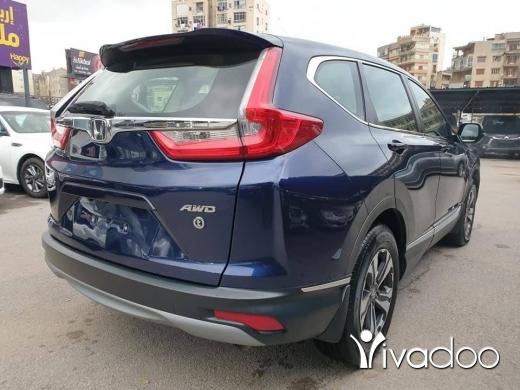 Honda in Beirut City - 2018 Honda CR-V AWD company source