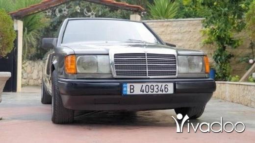 Mercedes-Benz in Akkar el-Atika - Mercedes E230