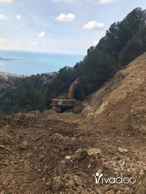 Land in Ghazir - L07329 - Land for Sale in Kfarhbeib with a Panoramic View