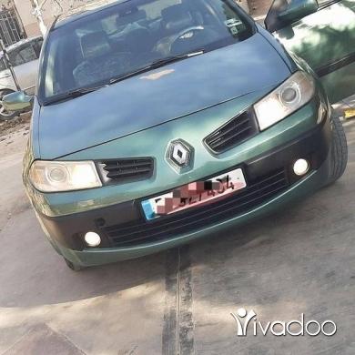 Renault in Akkar el-Atika - رينو ميجان موديل ٢٠٠٨