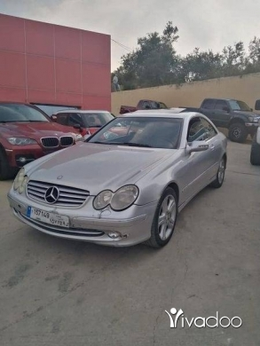 Mercedes-Benz in Tripoli - Clk 320 auto