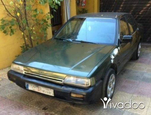 Honda in Nabatyeh - هوندا اكورد موديل ال ٨٧