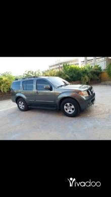 Nissan in Tripoli - Pathfinder 2006 4×4 clean