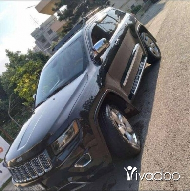 Jeep in Majd Laya - Grand cherokee 2011 overland