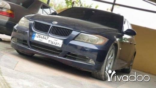 BMW in Akkar el-Atika - E90 330 2006