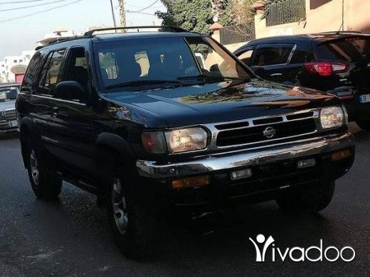 Nissan in Tripoli - Ranj 5ar2