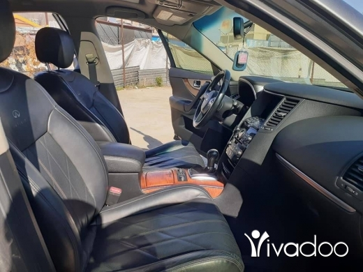 Infiniti in Beirut City - FX-35 model 2012 TECHNOLOGY clean carfax full LOADED tel 76870244