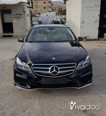 Mercedes-Benz in Beirut City - Mercedes e350 2015 very clean fully loaded for more info call: 76/019980 (17000$$)