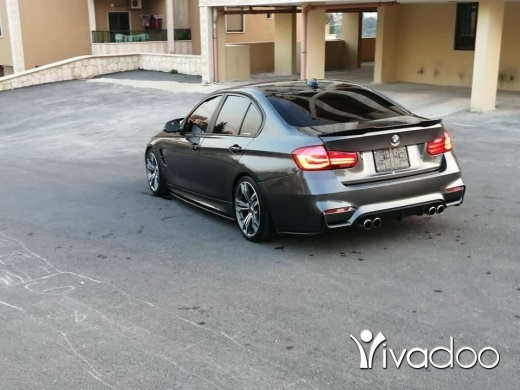 BMW in Beirut City - F30 328 2012
