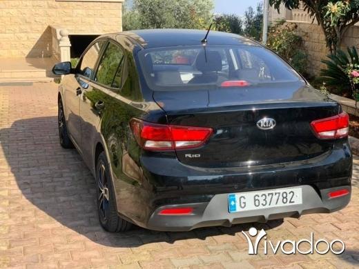 Kia in Beirut City - Kia rio 2018 like new