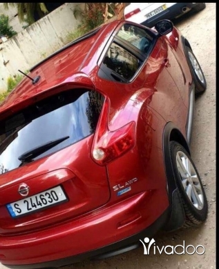 Nissan in Beirut City - Nissan Juke 2012 in excellent condition