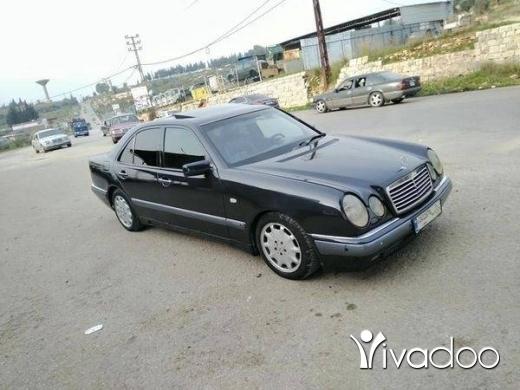 Mercedes-Benz in Tripoli - موديل ٩٦ مقلوبة كلا ل ٢٠٠٠