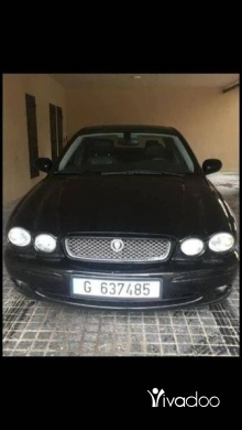 Jaguar in Sin el-Fil - Jaguar X-Type