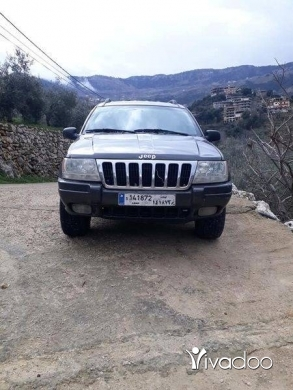 Jeep in Halba - Grand cherokee 2003