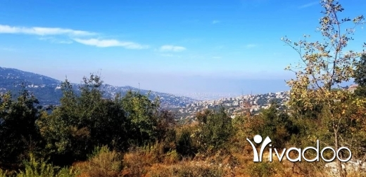 Land in Kleiat - L07237 - Land for Sale in Klayaat with an Unobstructed View