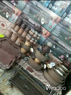Home & Garden in Deb'al - عروضات على طقومة طناجر غرانيت موماز مكفول صناعة المانيا للمراجعة 03778342 whatsapp