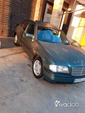 Mercedes-Benz in Akkar el-Atika - C180 model 96