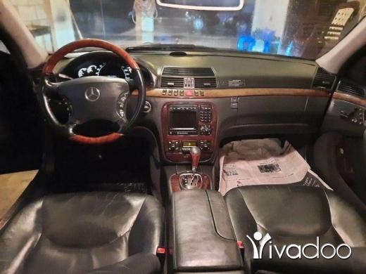 Mercedes-Benz in Tripoli - Mercedes Benz S320-Model 99 Look 2005