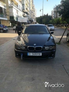 BMW in Tripoli - Bmw 525i 2002