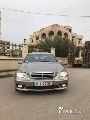 Mercedes-Benz in Tripoli - C 230 2005