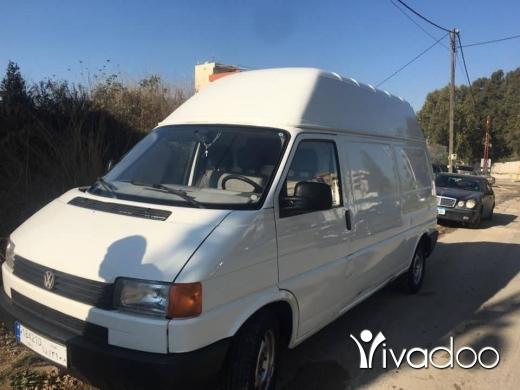 Volkswagen in Tripoli - Volz transporter mod 1995almaniyi 5 cyl call 03172009