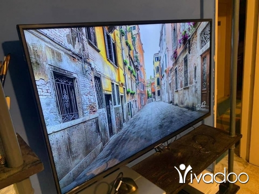 TV, DVD, Blu-Ray & Videos in Choueifat - TV grundig smart TV 55 inch