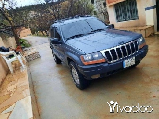 Jeep in Hermel - Jeep 2001