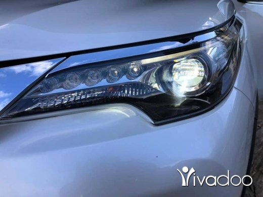 Toyota in Beirut City - 2016 Fortuner V6 VX-R 4x4 in perfect condition