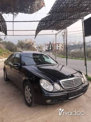 Mercedes-Benz in Zgharta - Mercedes E 200 2006 kayen
