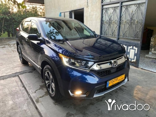 Honda in Tripoli - CRV Model 2017 SE