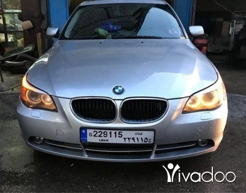 BMW in Tripoli - BMW 530i