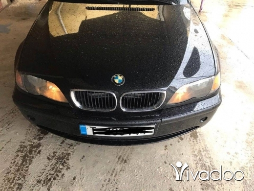 BMW in Tripoli - 318 model 2003