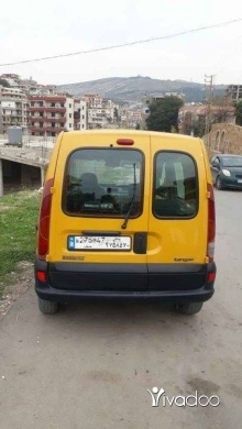 Renault in Minieh - ربيد مرتب