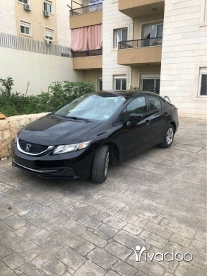 Honda in Tripoli - Civic 2014