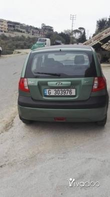 Hyundai in Beirut City - Hyundai Getz 2006