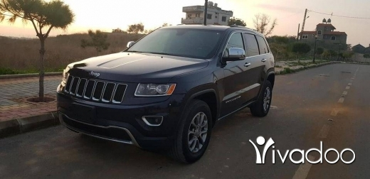 Jeep in Beirut City - Grand Cherokee 2016 limited