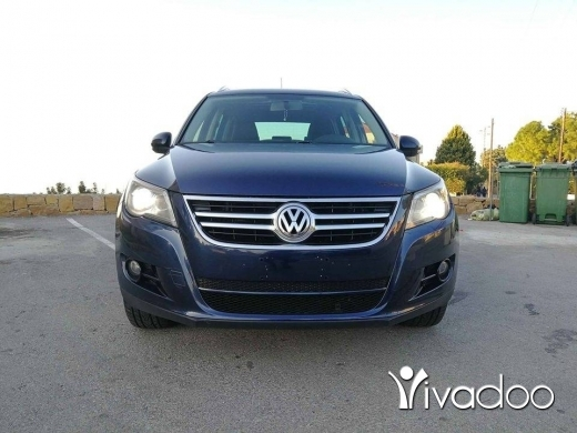 Volkswagen in Beirut City - Volkswagen Tiguan model 2011 2.0 tsi turbo 4motion