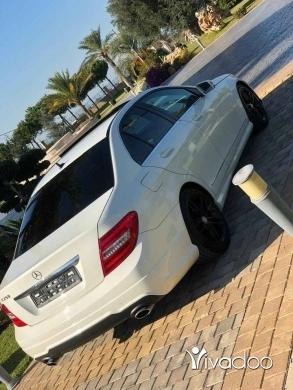 Mercedes-Benz in Saida - 2012 Mercedes C250